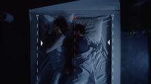 Il partner invade lo spazio mentre dorme? Ci pensa il letto ad allontanarlo