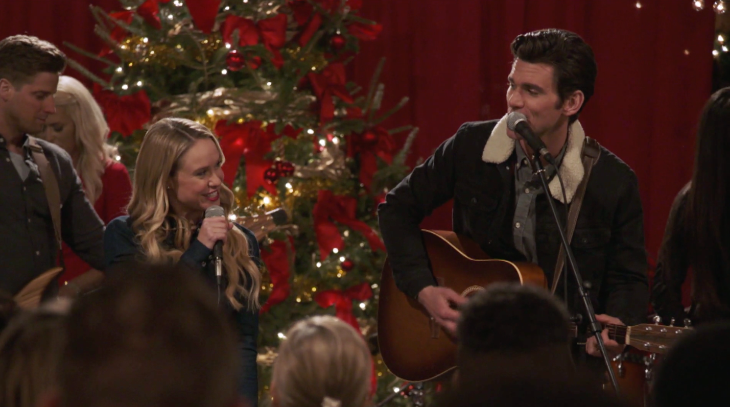 Hallmark Channel Releases Music Video For \'A Song For Christmas\' [Video]