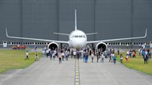 Airbus hopes to counter Boeing's big Paris Air Show order