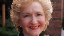 'Coronation Street' star Eileen Derbyshire loses husband after battle with Alzheimer's