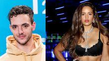 C Tangana resentido critica a Rosalía y ella le deja de seguir en redes