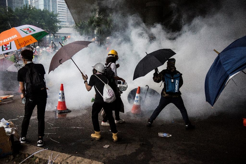 Hong Kong has been shaken by huge demonstrations against an upopular proposed law that would allow extradition to the Chinese mainland
