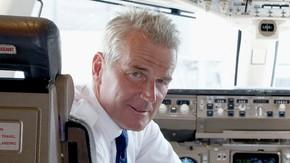 Airline Pilot Begins Initial Descent Into Madness