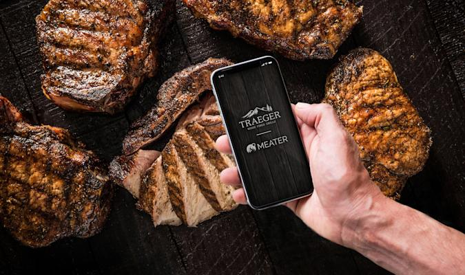 Traeger Grills Acquires Meater