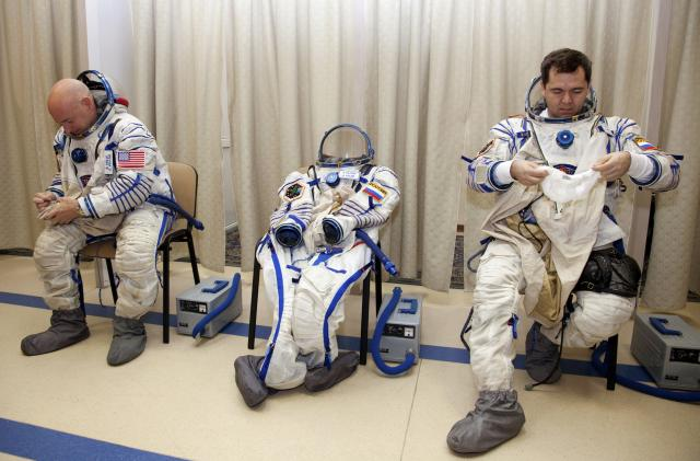 Russia is considering leaving the ISS for its own space station