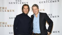 Hugh Grant's father, 91, set for date with Matthew McConaughey's mother, 88, after actors' match-making