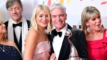 Holly Willoughby leads support for Phillip Schofield following his announcement he is 'coming to terms with the fact that I am gay'