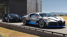 Bugatti Divo: So großartig sehen die ersten Fahrzeuge aus