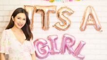 Regine Angeles is having a baby girl