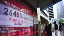 Global stocks weighed down by China economy fears