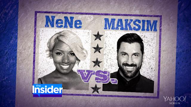 'Dancing With The Stars' Rehearsals With Nene Leakes