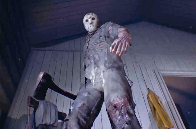 Jason is still up to his old tricks in 'Friday the 13th: The Game'