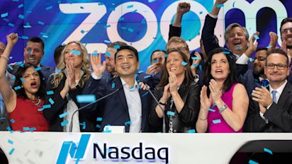 Zoom CEO after IPO: 'We need to double down'