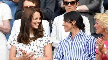 ¿Imaginas cuál fue el primer regalo que Meghan Markle le hizo a Kate Middleton?