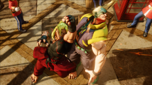 Street Fighter V Season 2 is getting closer to what 'Street Fighter' should be