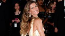 Gisele Bundchen está totalmente irreconhecível como cover da cantora italiana Mina Mazzini no 'Vogue Itália'