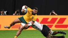 Wallabies come from behind to beat Fiji at Rugby World Cup