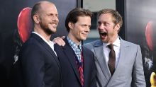 Alexander Skarsgard Had the Best Time Pranking His Brother Bill at the 'It' Premiere: See the Funny Pics!