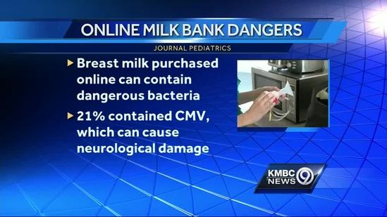 Mothers' milk bank offers safer alternative for babies