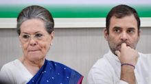 Sonia Gandhi heads abroad for health check-up