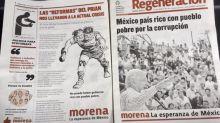 ¿Regeneración, tabloide de Morena, cuesta 3,000 pesos por ejemplar?