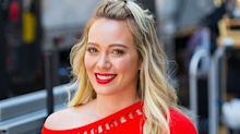​Hilary Duff Uses an $8 Drugstore Mascara Because She's Still Your Hero​