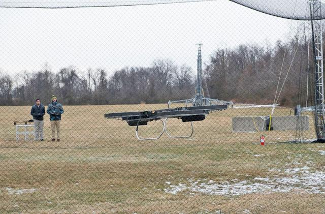 The US Army successfully flies its hoverbike prototype