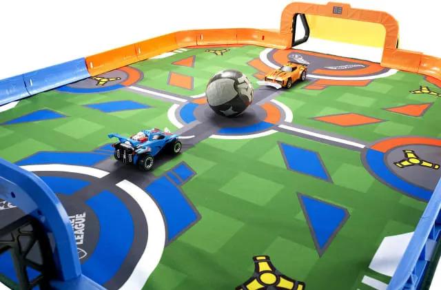 Hot Wheels' real-life 'Rocket League' RC cars land November 1st