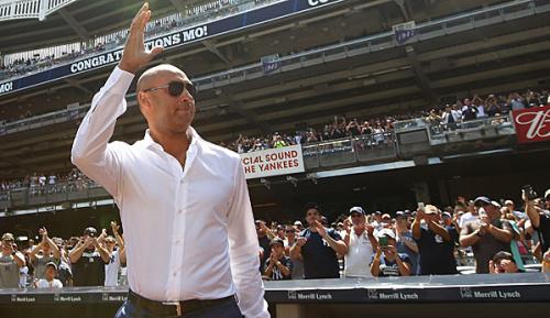 MLB: Medien: Jeter an Marlins-Übernahme interessiert