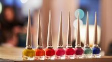 You can now book in for Louboutin manicures