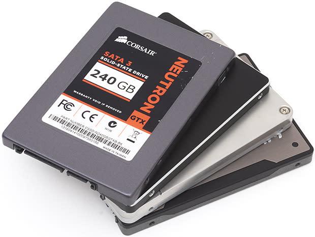 Überraschendes Ergebnis eines SSD-Ausdauertests