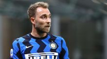 Christian Eriksen voices frustration at lack of game time at Inter Milan under Antonio Conte