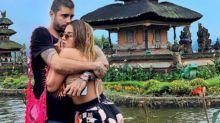 'Transei muito', garante Anitta ao falar de férias com o namorado Pedro Scooby