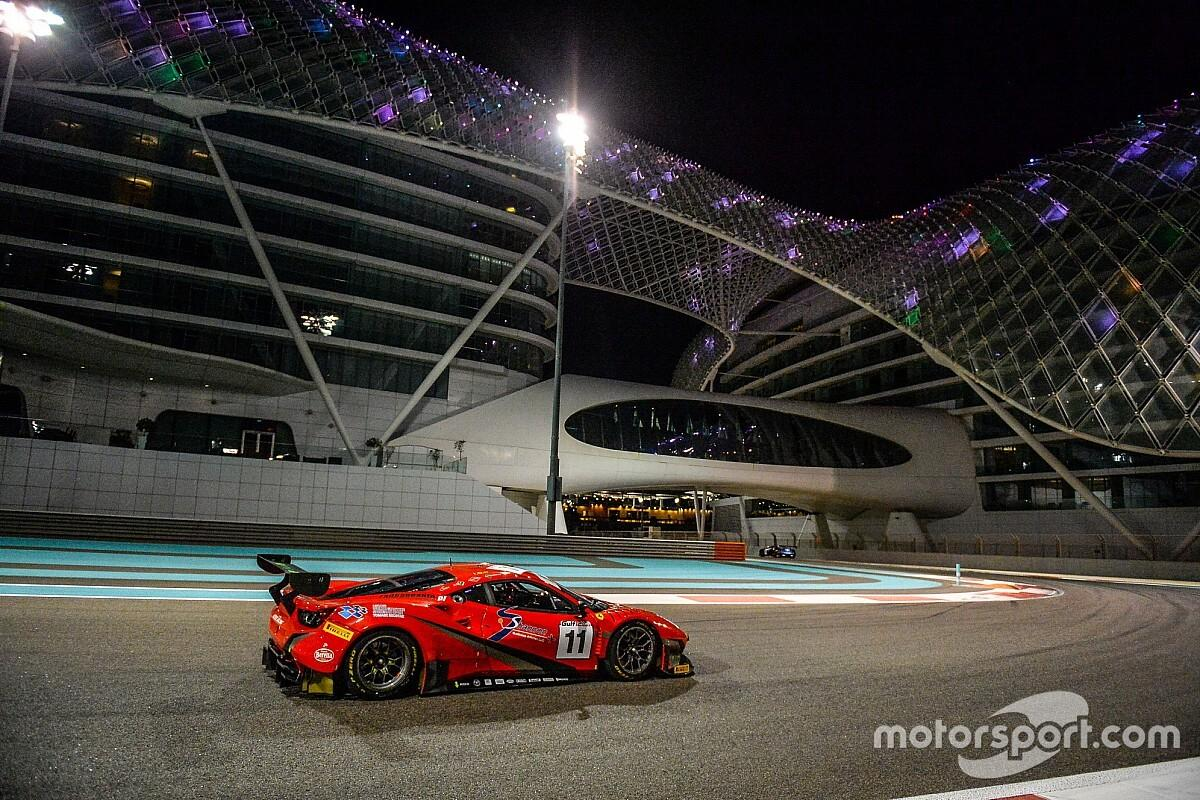 Asian Le Mans Series To Hold All 2021 Races At Abu Dhabi