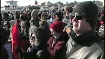 Protesters rally against tar sands pipeline