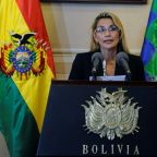 Bolivia president asks all ministers to resign