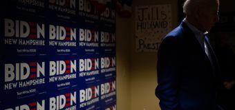 Wallets of Wall Street back Biden, if not the hearts