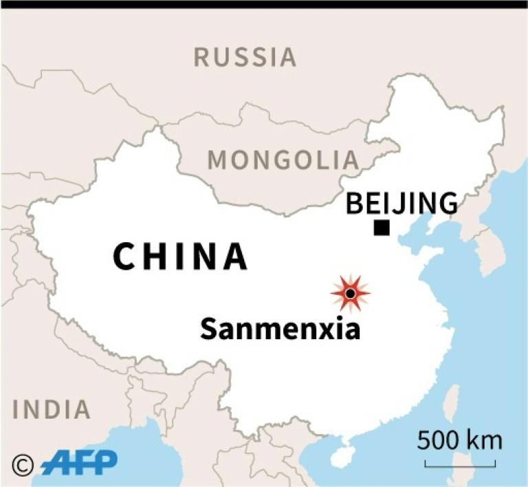 Explosion at gas factory in central China kills at least 10