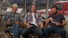 'The Ranch': Ashton Kutcher, Danny Masterson, and Sam Elliott Play 'Know Your Co-Star' — Sort Of