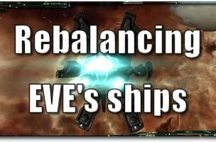 EVE Evolved: Rebalancing EVE's ships
