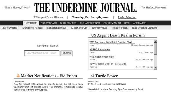 The Data Guy: Meet the dev behind The Undermine Journal, Realm Pop, and more