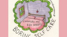 Why we need to celebrate small acts of 'boring self-care'