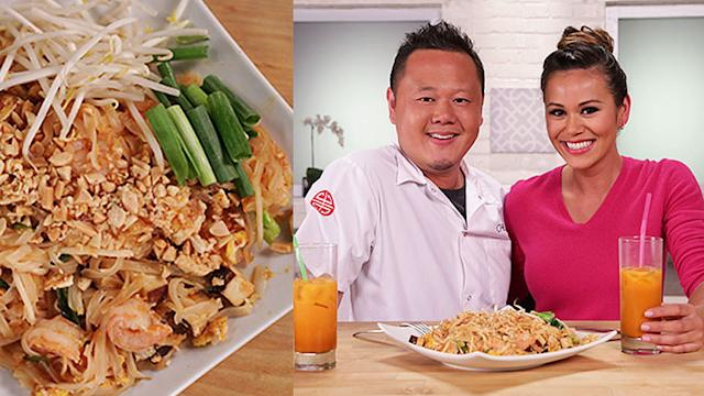 A Pad Thai Recipe That's Better Than Takeout