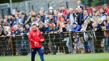 Fussball: 1500 Fans sehen Trainingsauftakt des HSV