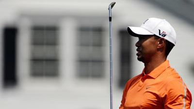 Woods 'Comfortable' Heading Into the Masters