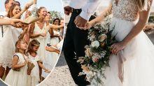 Máscaras e álcool em gel de lembrancinha: como serão os casamentos após a quarentena?