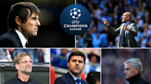 Champions League live: Updates as Tottenham, Liverpool and Man City take on Europe's elite