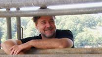 Russell Crowe on the almost greatest job in the world