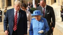 President Trump Will Join Queen Elizabeth for a State Visit in the U.K. This Summer
