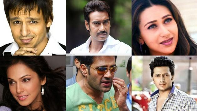 Bollywood celebs with their bent names